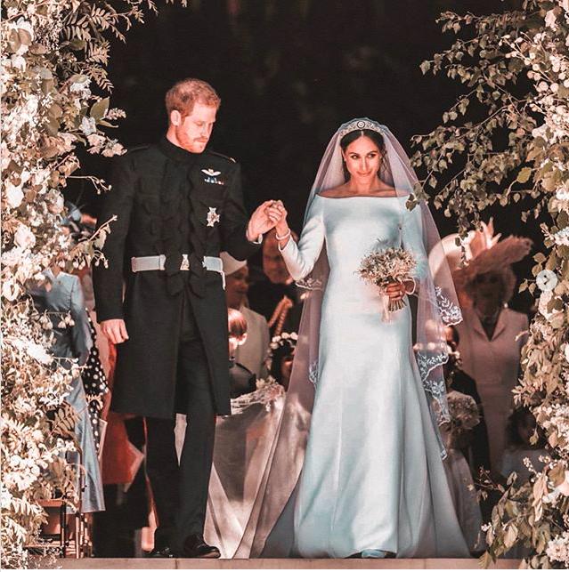 Auguri Matrimonio Ex Amica : Royal wedding gli auguri di priyanka chopra a meghan markle