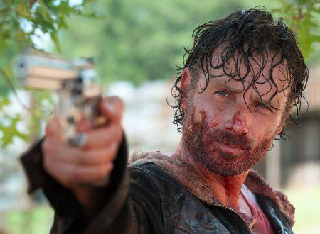 The Walking Dead: Andrew Lincoln abbandonerà la serie dopo la nona stagione