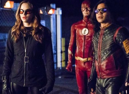 The Flash – Recensione 4×22