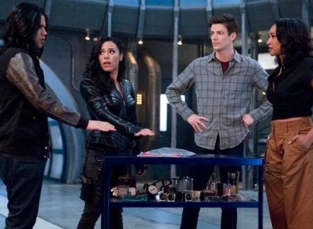 The Flash – Recensione 4×20
