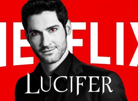 Tom Ellis ringrazia i fan con un video per il rinnovo di Lucifer