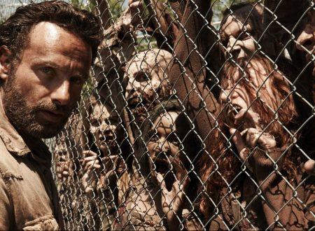 The Walking Dead: ultima crociera con gli zombie e gli attori