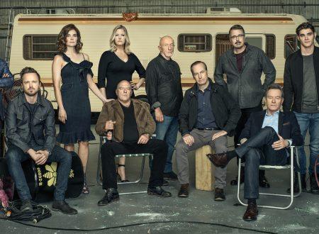 Breaking Bad: la reunion per i dieci anni della serie