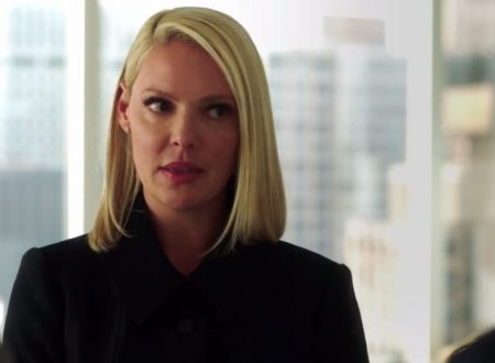 Suits 8: Katherine Heigl ha chiesto ad Aaron Korsh di inserirla nello show