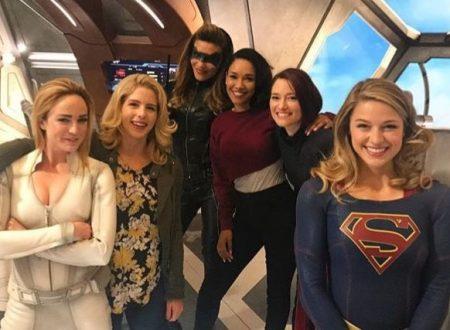 Le stelle del Arrowverse mirano a riunire le donne con il sito web di Shethority