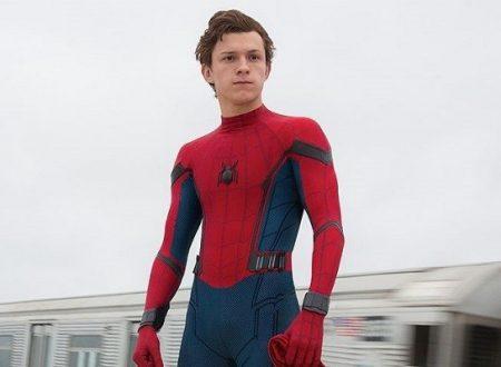 "Tom Holland e Zendaya nei canali veneziani per ""Spider-Man: Far From Home"""