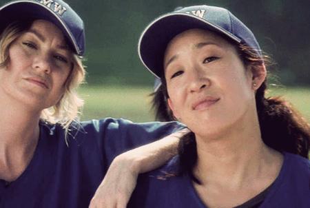 Grey's Anatomy: anche Ellen Pompeo si congratula con Sandra Oh