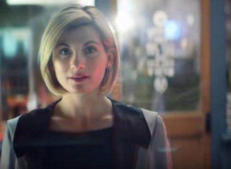 Doctor Who 11: il teaser inedito mostra i nuovi personaggi