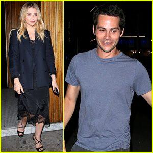 Dylan O'Brien e Chloe Moretz: Avvistati insieme!