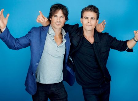 The Vampire Diaries: Ian Somerhalder dice a Paul Wesley che gli manca!