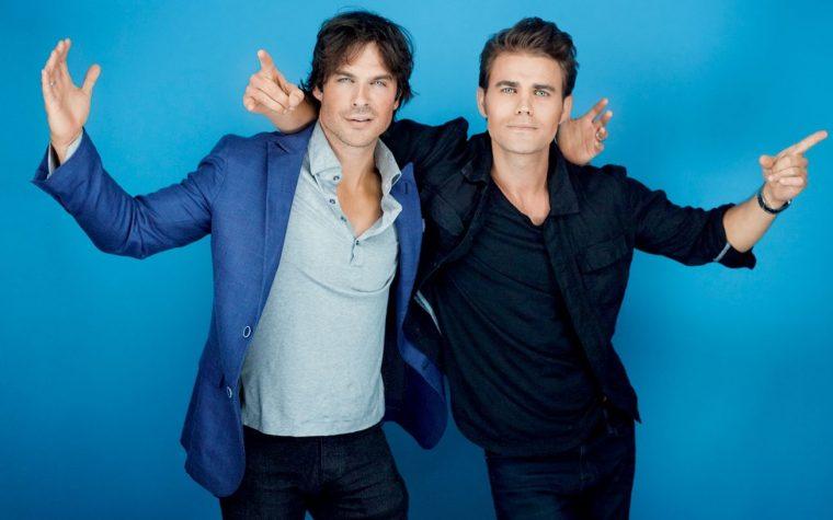 The Vampire Diaries: Ian Somerhalder dice a Paul Wesley che gli manca!