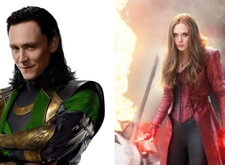 Marvel: Loki e Scarlet Witch pronti ad avere una propria serie tv!