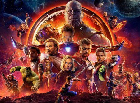 Avengers 4: sono ufficialmente terminate le riprese del film