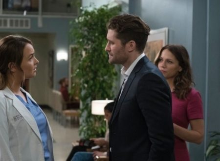 Grey's Anatomy: come Camilla Luddington ha interagito con Matthew Morrison