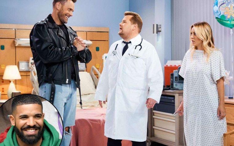 Kaley Cuoco, James Corden e Joel McHale insieme per una soap opera dedicata a Drake