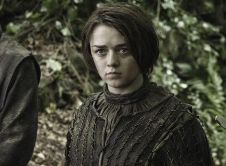 Game of Thrones: Maisie Williams descrive la sua ultima scena