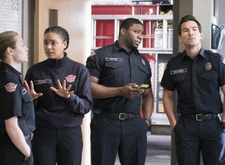 Station 19: prolungata la seconda stagione dello spin-off di Grey's Anatomy