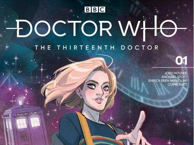 il Dottore di Jodie Whittaker