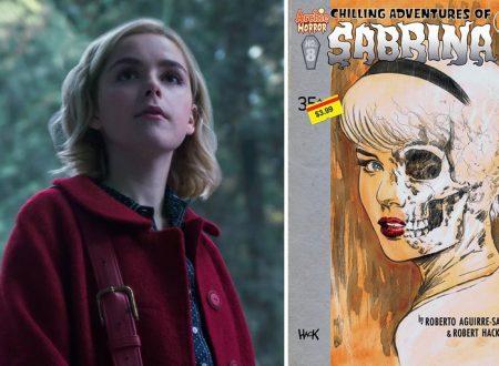 Sabrina: Le riprese della seconda stagione sono già iniziate!