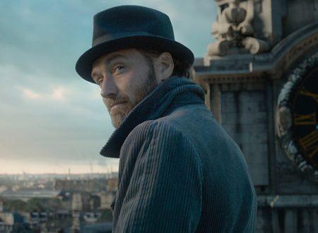 Jude Law spiega che c'è un film di Woody Allen che vorrebbe vedere al cinema