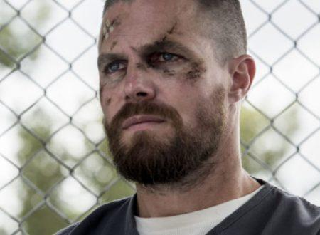 L'episodio 150 di Arrow è stato girato come un documentario su Green Arrow