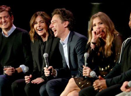 Scrubs: la reunion del cast e l'idea di un film!