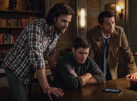Supernatural: il cast celebra il traguardo dei 300 episodi!