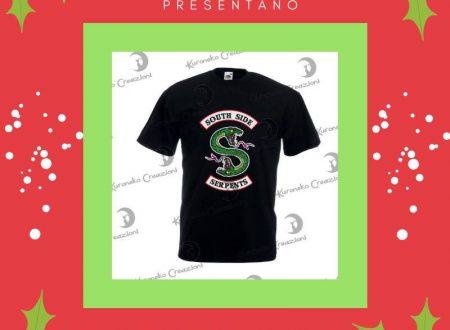 Vincitore Giveaway maglia Serpents !