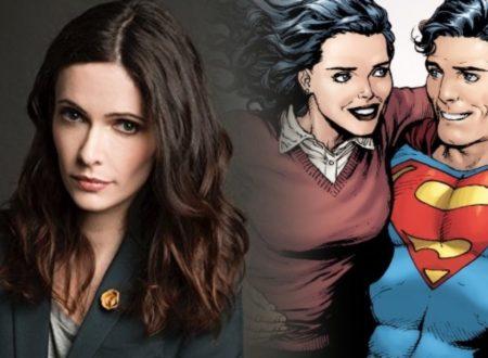 Lois Lane nell'universo di Arrow