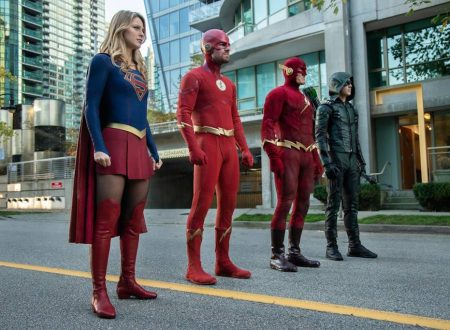 Crossover DC: The Flash – Recensione 4×09 // Arrow – Recensione  7×09