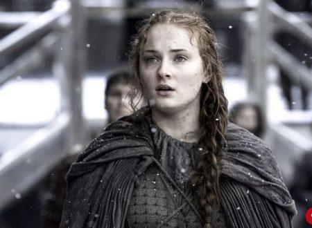Game of Thrones: A Sophie Turner non è stato permesso di lavarsi i capelli durante le riprese