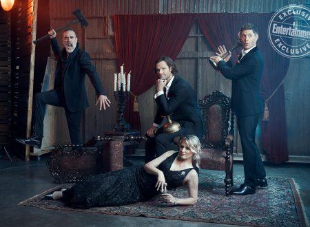 Supernatural 14: tutto sul ritorno di Zachariah e John Winchester nel 300esimo episodio!