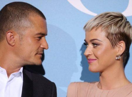Katy Perry e Orlando Bloom si sono fidanzati a San Valentino
