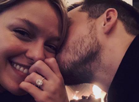 Melissa Benoist e Chris Wood si sposano!