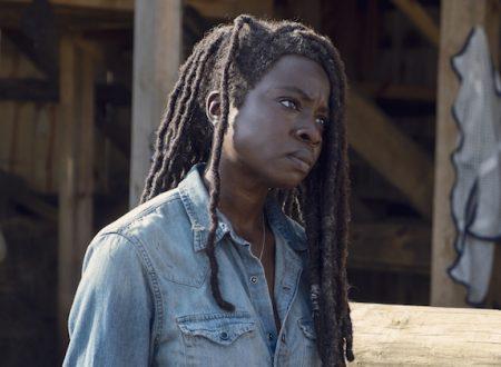 Secondo quanto riferito, Danai Gurira lascerà The Walking Dead