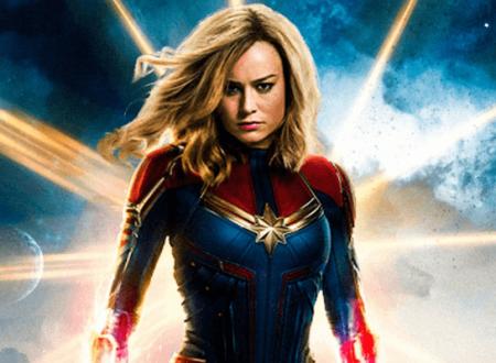 Captain Marvel a capo del Marvel Cinematic Universe