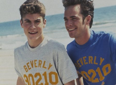 Brian Austin Green e il lutto per Luke Perry
