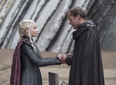 Ser Jorah è geloso di Jon Snow?