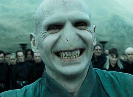 Harry Potter: Ralph Fiennes aveva rifiutato la parte di Lord Voldemort
