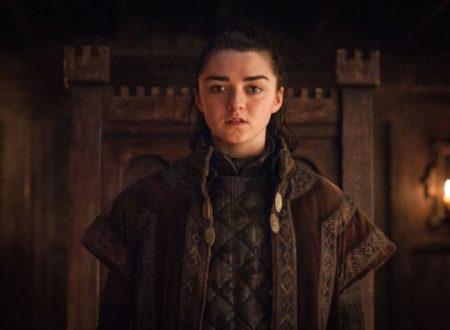 Game of Thrones: Maisie Williams aggiunge Liam Payne alla lista di Arya