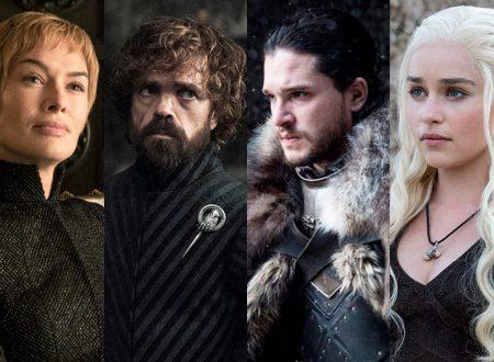 Game of Thrones: Ecco quanto prendono gli attori!