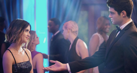 """The Perfect Date: Laura Marano parla di Noah Centineo, """"è adorabile!"""""""