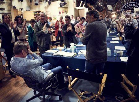 Abbracci, lacrime e applausi per il finale di The Big Bang Theory questa settimana