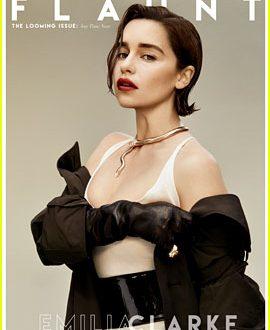 Game of Thrones: L'intervista di Emilia Clarke per The Looming Issue