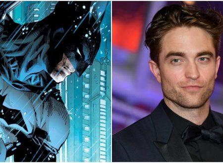 Robert Pattinson sarà il nuovo Batman nei film della Warner Bros.