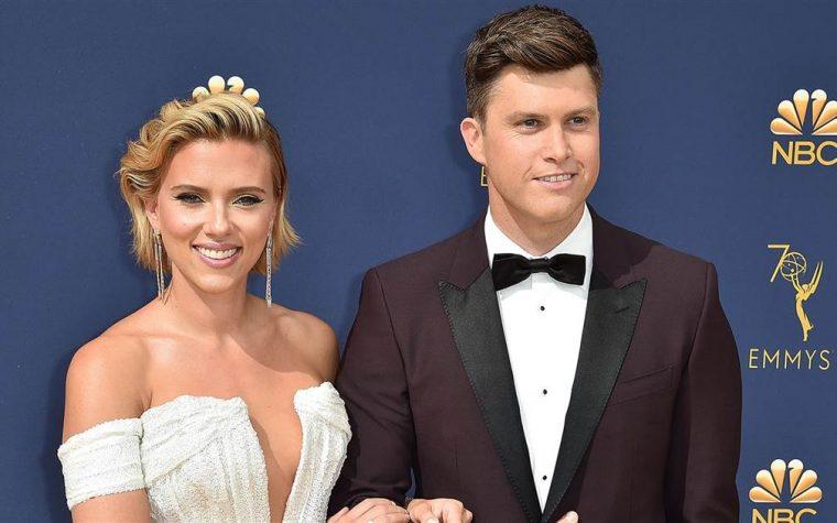 Scarlett Johansson e Colin Jost saranno presto sposi!