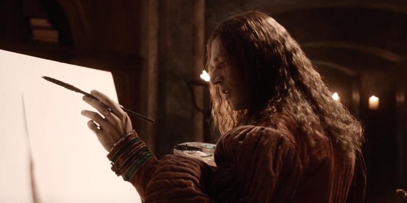 Io, Leonardo - Intervista