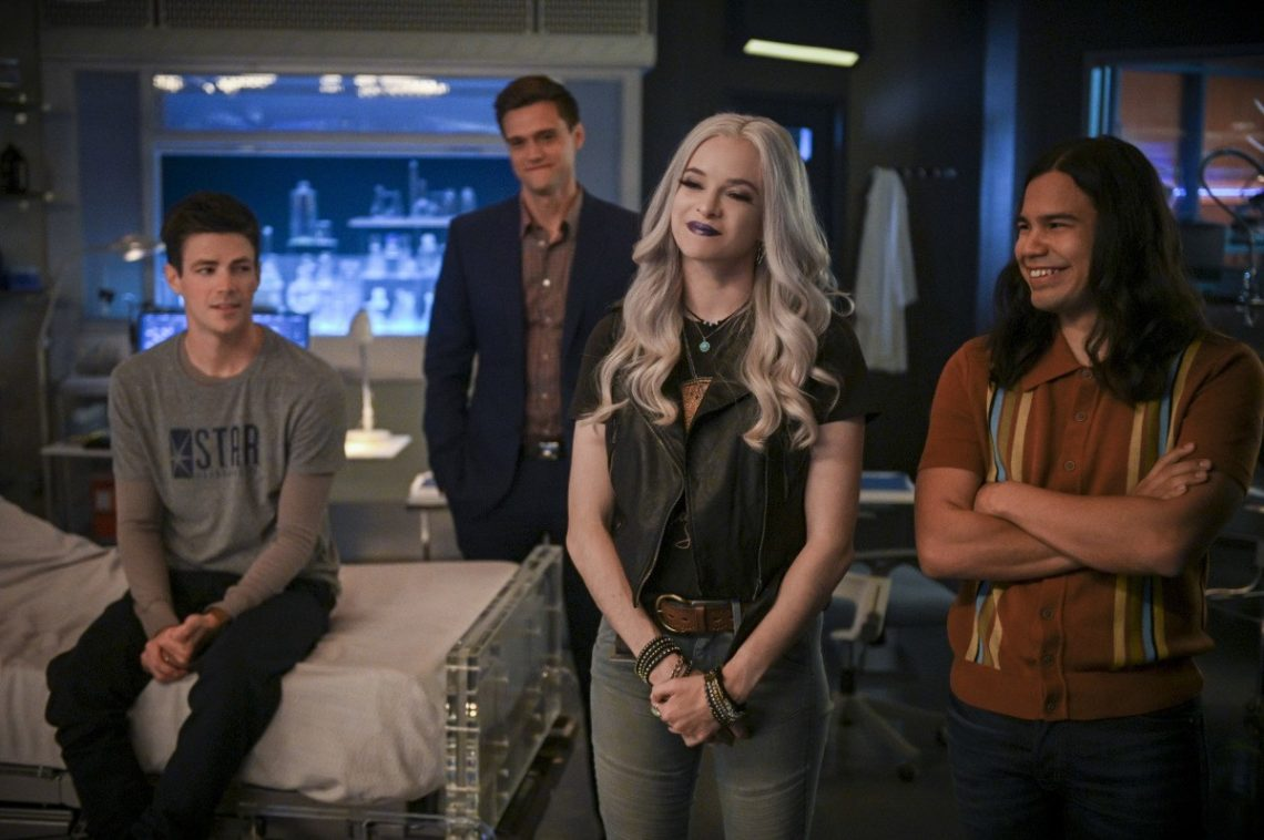 "The Flash - Recensione 6x02, ""A Flash of Lightning"""