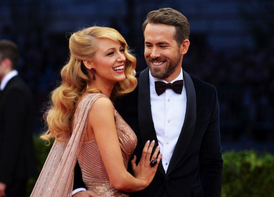 Ryan Reynolds e Blake Lively: ecco la prima foto della figlia appena nata!