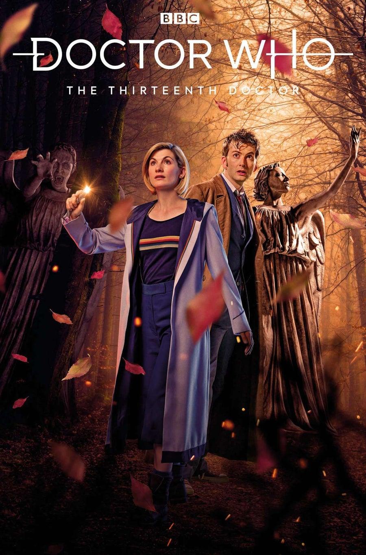 Doctor Who: il Decimo ed il Tredicesimo Dottore insieme nel 2020!